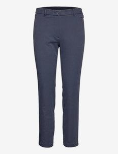 Lei Fleece Twill Golf Pant - spodnie do golfa - jl navy