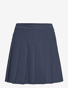 Adina Golf Skirt - sportröcke - jl navy