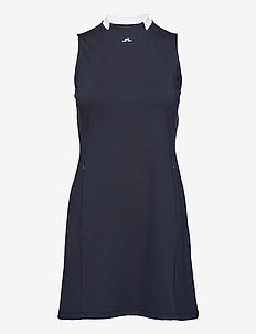 Nena Golf Dress - sports dresses - jl navy