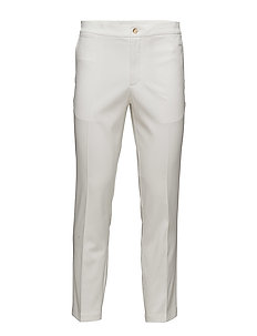 M Ives Reg Fit Micro Stretch - WHITE