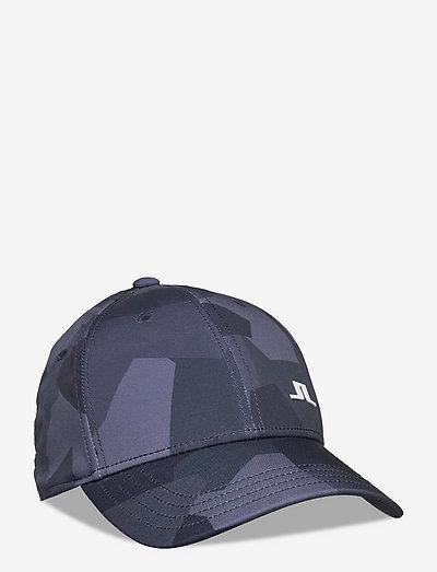 Camou Golf Print Cap - caps - jl navy camo