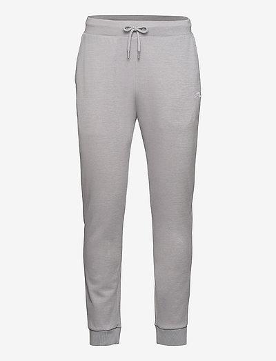 Stretch Fleece Light Pant - golfbukser - stone grey melange