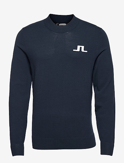 Gus Golf Sweater - pik - jl navy