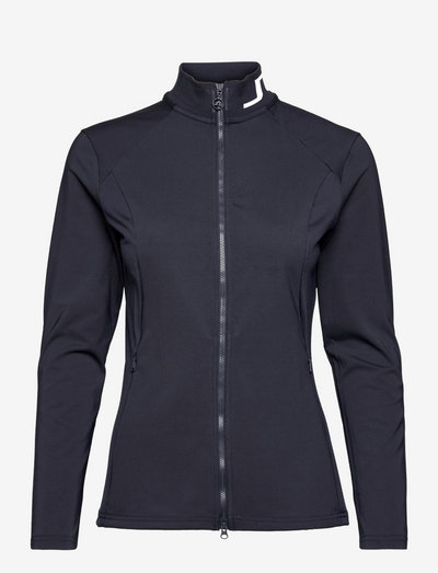 Therese Golf Mid Layer - fleece - jl navy