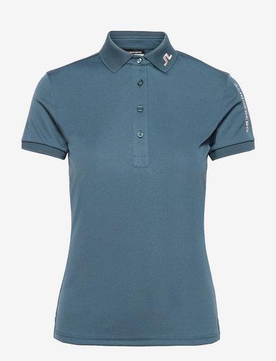 Tour Tech Golf Polo - polo's - orion blue