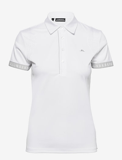 Novia Golf Polo - polo's - white