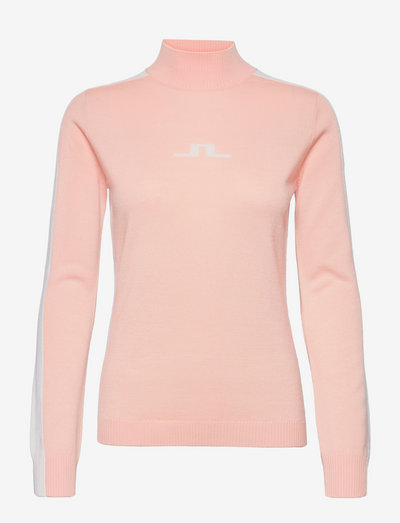 Adia Golf Sweater - gebreid - pale pink