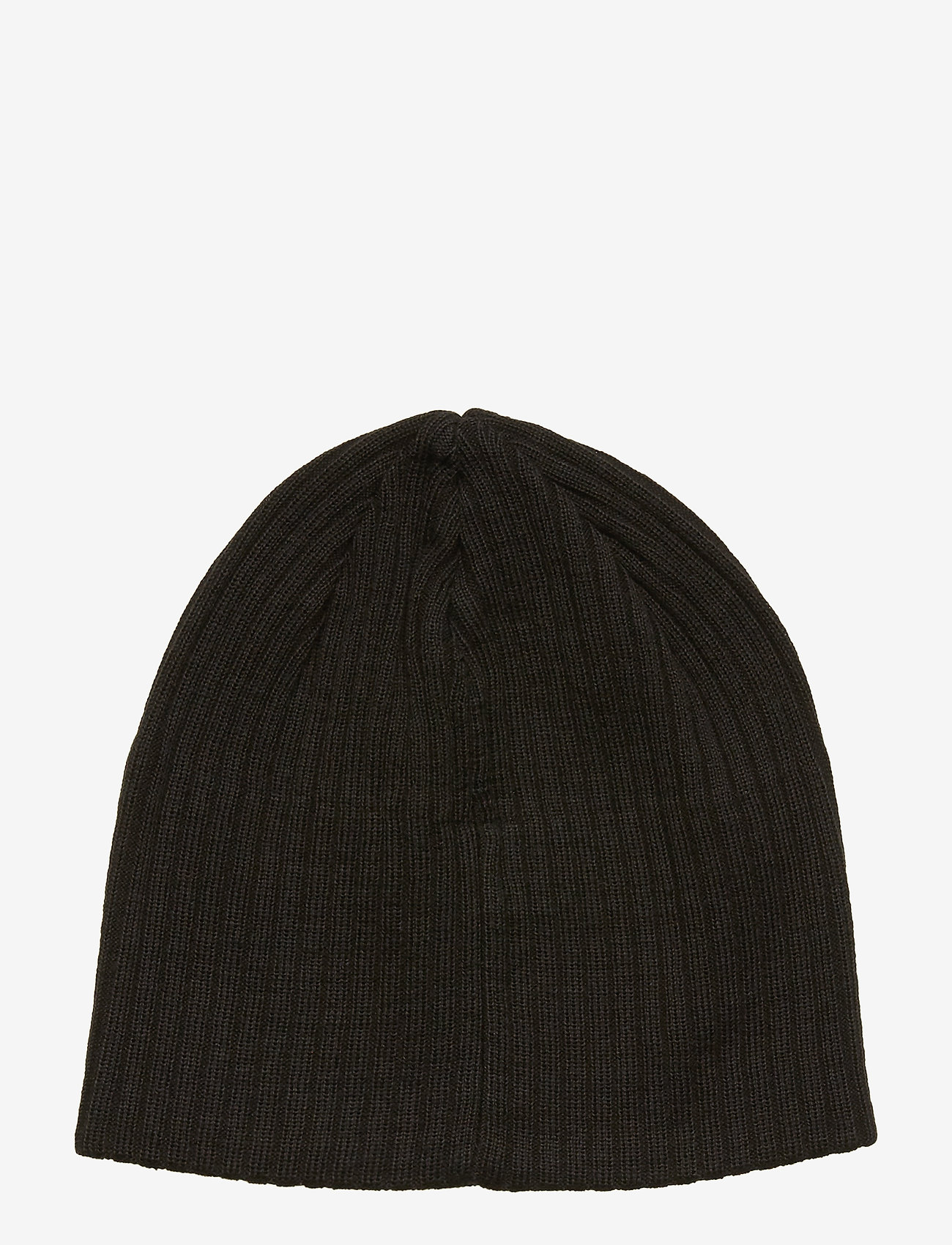 J. Lindeberg Ski - Achieve Hat-Wool Blend - beanies - black - 1
