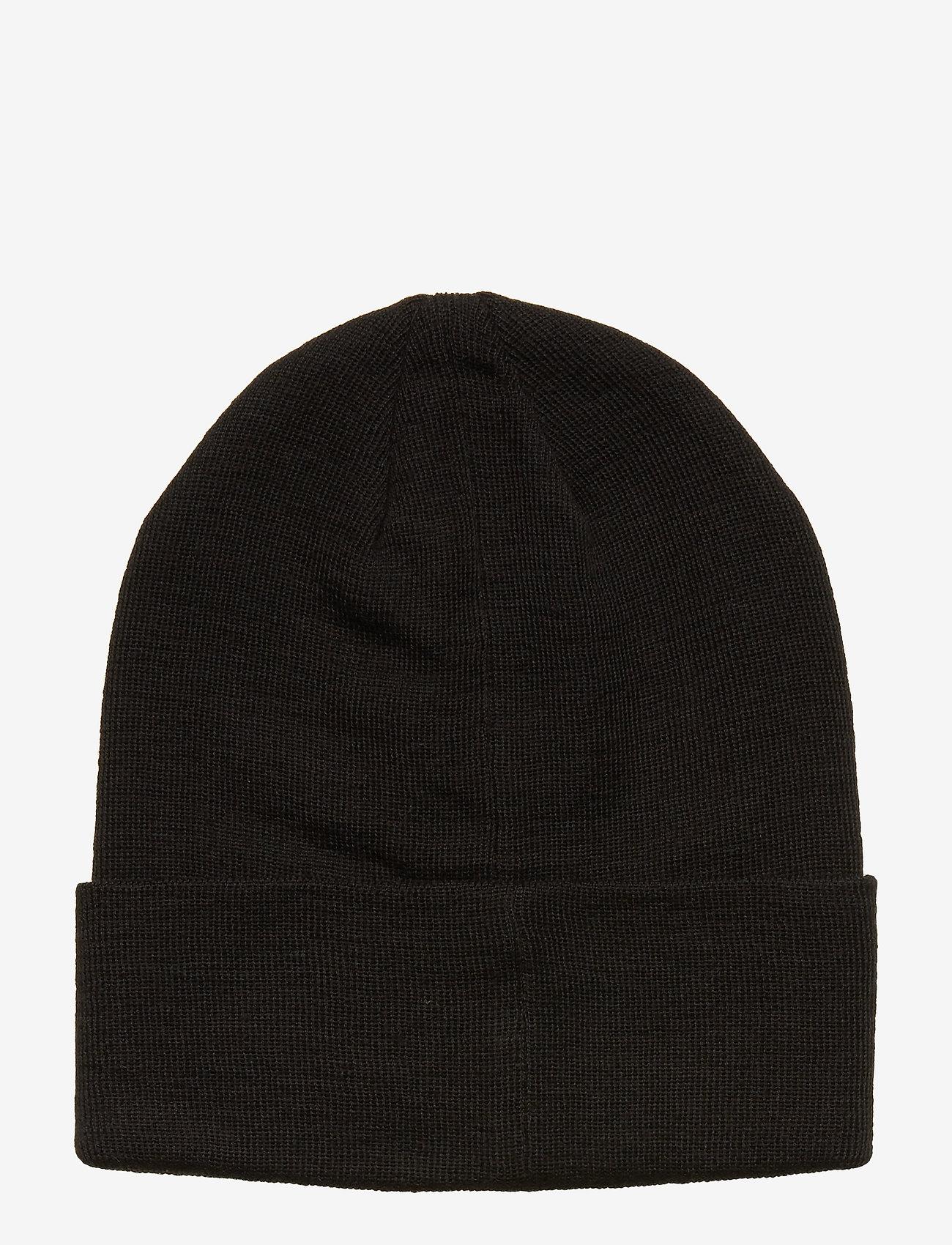 J. Lindeberg Ski - Stinny Hat JL-Wool Blend - beanies - black - 1