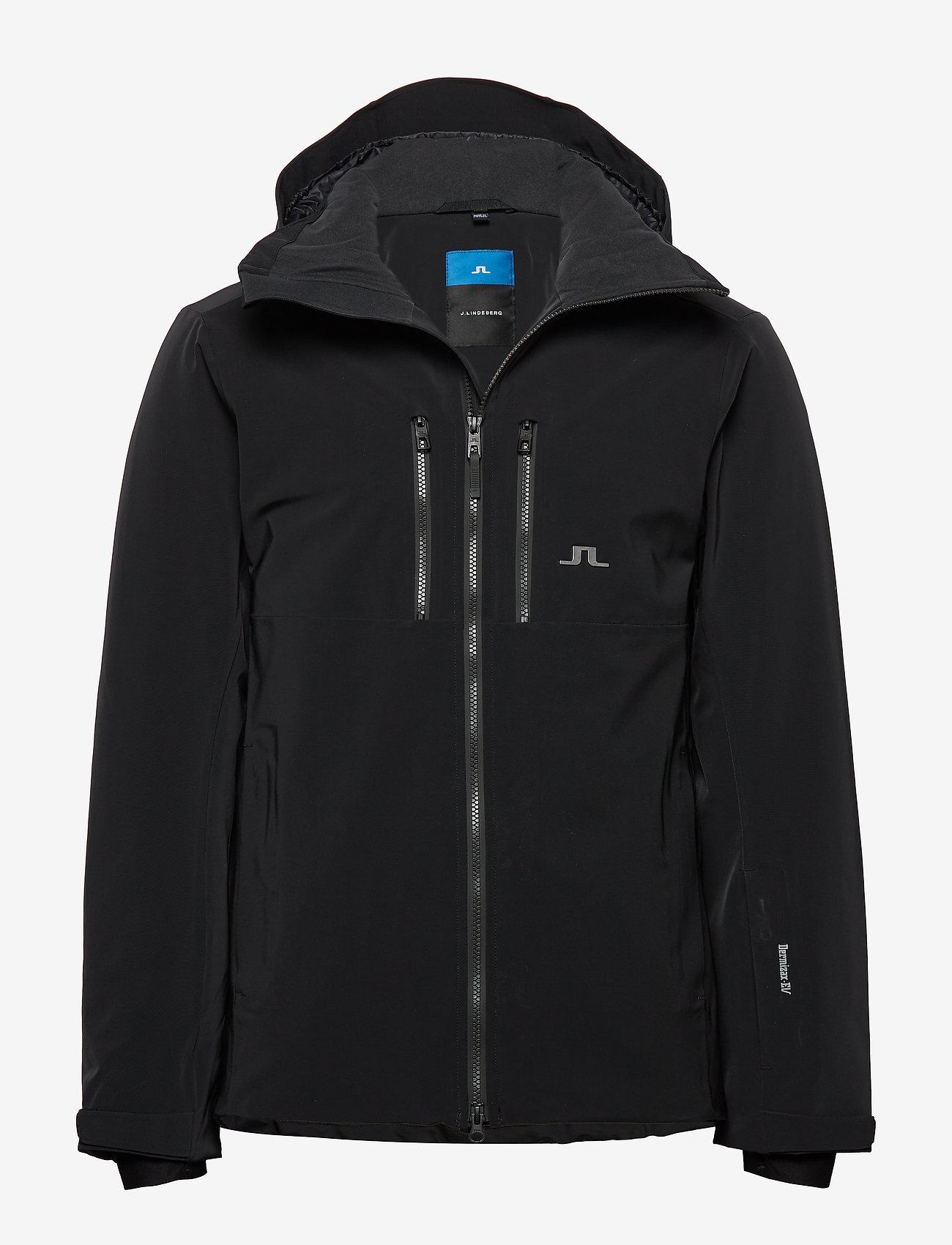J. Lindeberg Ski - M Watson Jkt-Dermizax EV 2L - insulated jackets - black - 0