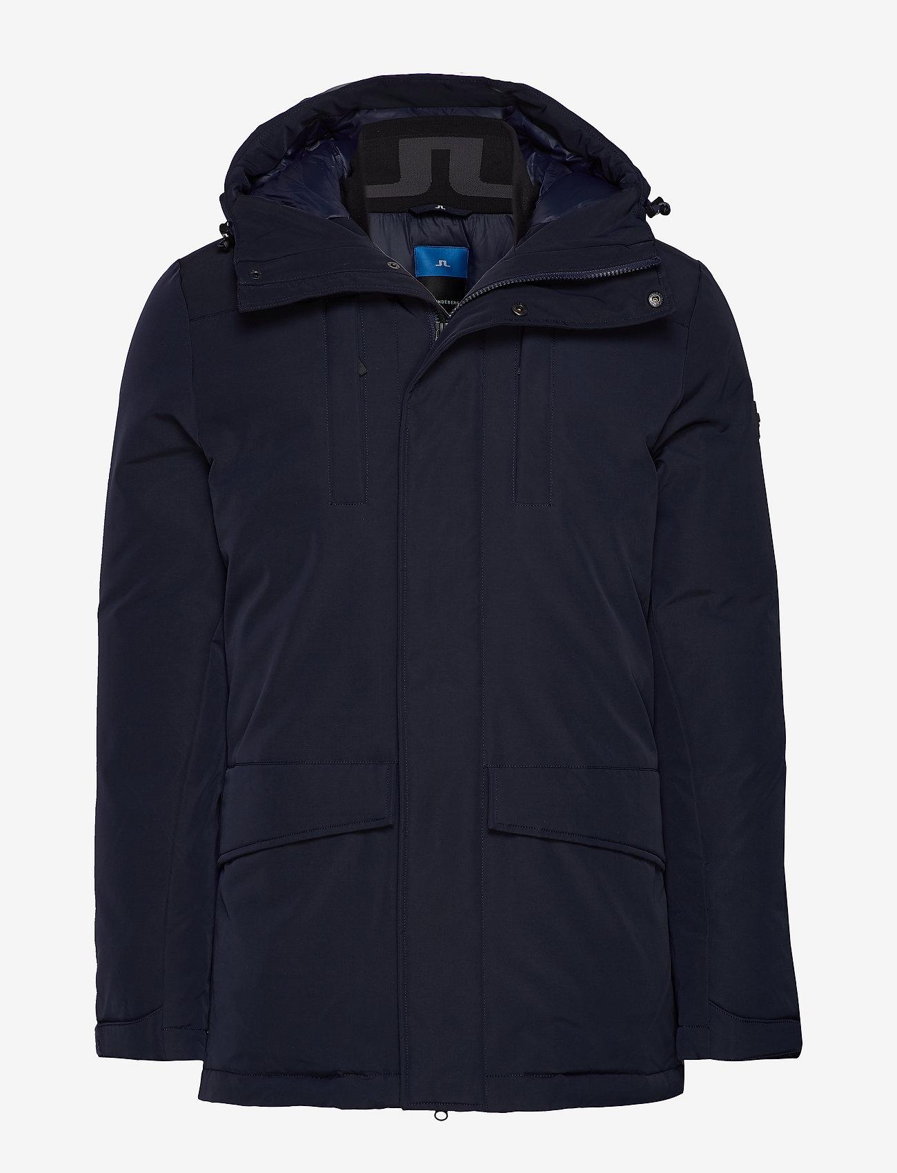 J. Lindeberg Ski - M Radiator Down Parka-Down PES - down jackets - jl navy - 0