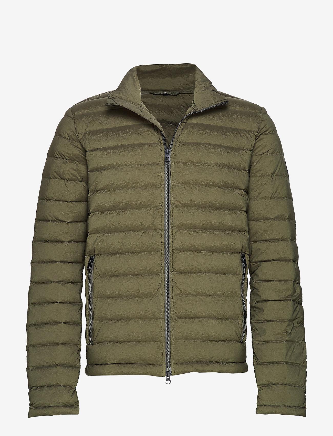 J. Lindeberg Ski - M Ease Sweater-JL Down - skijakker - forest green - 0