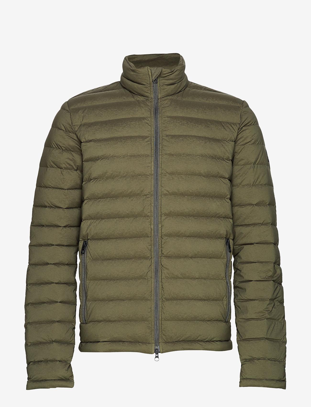 J. Lindeberg Ski - M Ease Sweater-JL Down - skijakker - forest green - 1