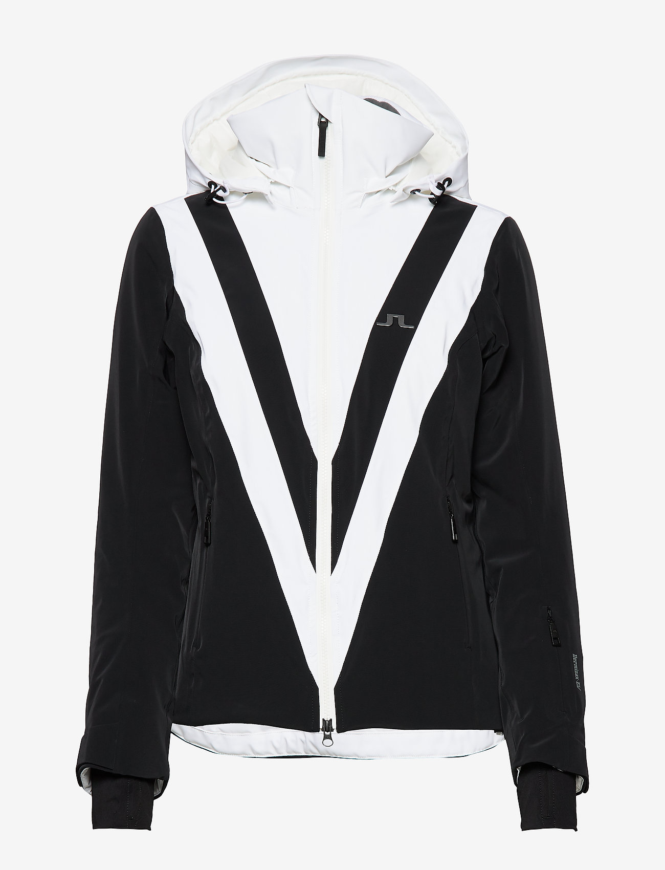 J. Lindeberg Ski - W Wrangell Jkt-Dermizax EV 2L - insulated jackets - black - 1