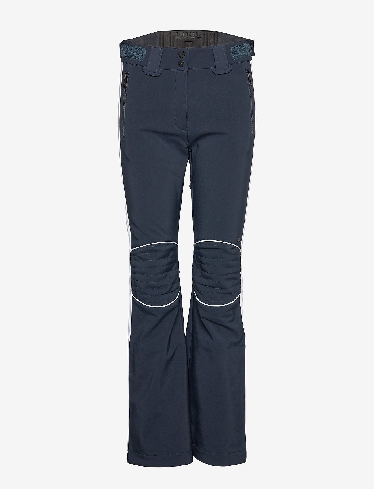 J. Lindeberg Ski - W Stanford Striped Pts-JL Soft - skiing pants - jl navy - 0