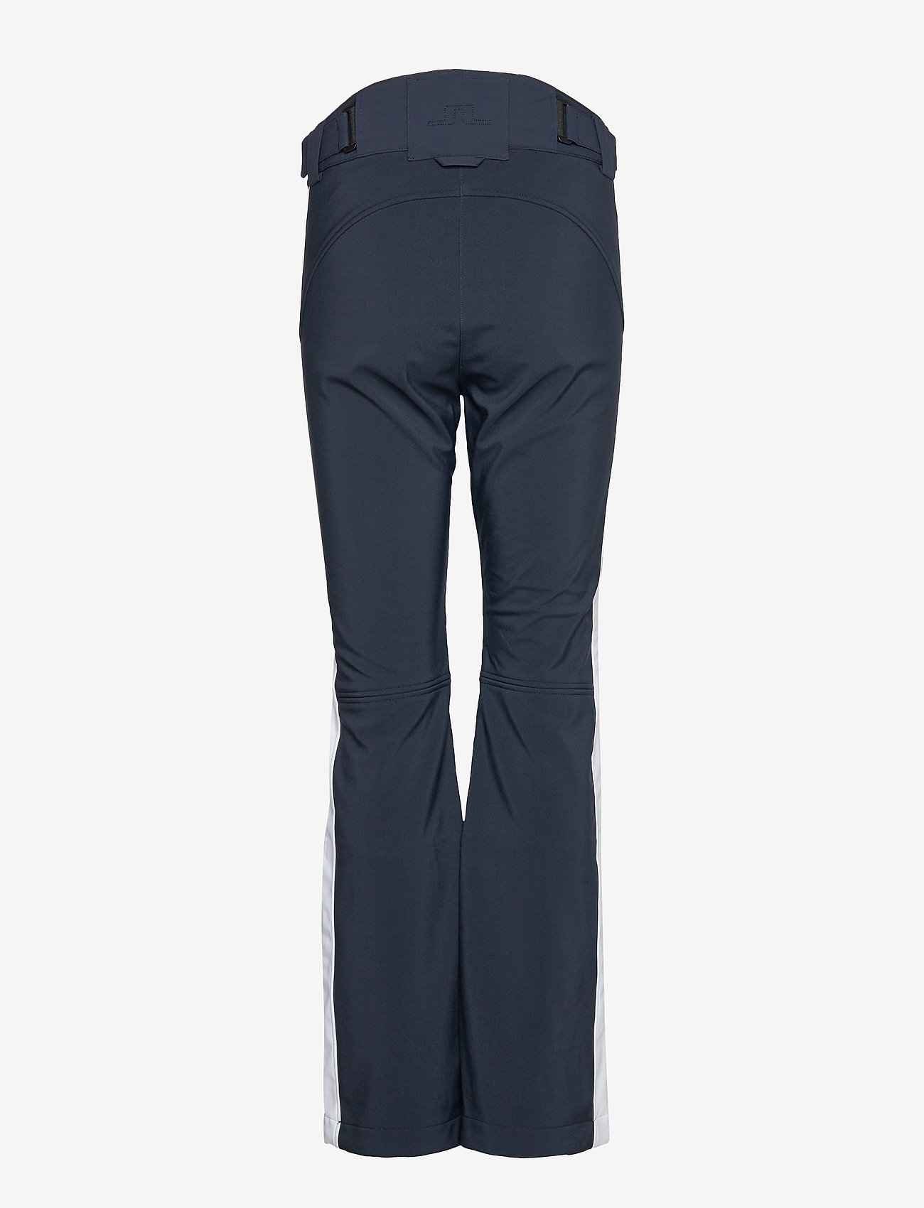 J. Lindeberg Ski - W Stanford Striped Pts-JL Soft - skiing pants - jl navy - 1