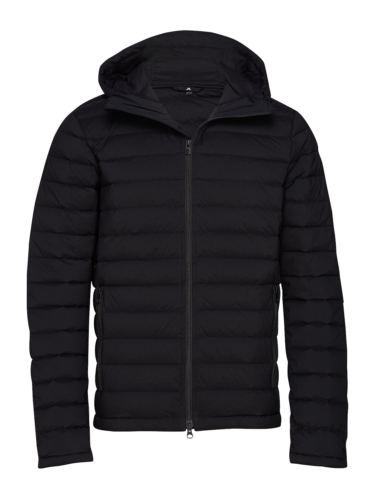 J. Lindeberg Ski M Ease Hooded Liner-JL Down - BLACK
