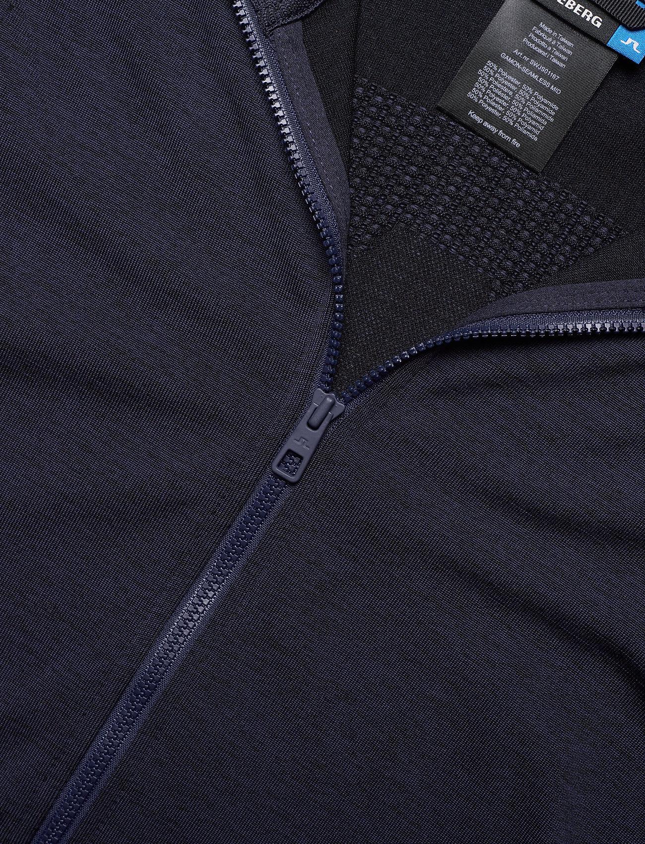 J. Lindeberg Ski Gamon-seamless Mid - Sweatshirts Navy Melange