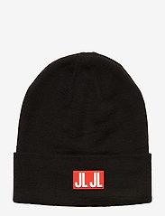 J. Lindeberg Ski - Stinny Hat JL-Wool Blend - beanies - black - 0