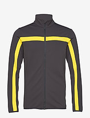 J. Lindeberg Ski - Kimball Jarvis Jacket-Brushed - track jackets - banging yellow - 0