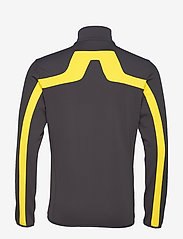 J. Lindeberg Ski - Kimball Jarvis Jacket-Brushed - track jackets - banging yellow - 1
