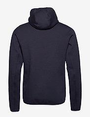 J. Lindeberg Ski - Bute Hood-Tech Sweat - perus-college-paitoja - jl navy - 1