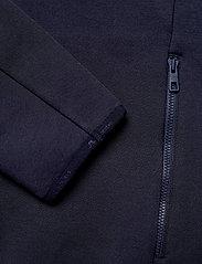 J. Lindeberg Ski - Nigel Mid Jkt Logo Capsule-Tec - sweatshirts - jl navy - 3