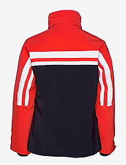 J. Lindeberg Ski - M Hayes Jkt-Dermizax EV 2L - insulated jackets - racing red - 4