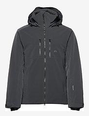 J. Lindeberg Ski - M Watson Jkt-Dermizax EV 2L - insulated jackets - asphalt black - 1
