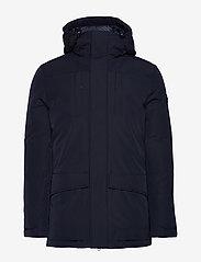J. Lindeberg Ski - M Radiator Down Parka-Down PES - down jackets - jl navy - 1