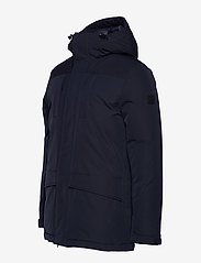 J. Lindeberg Ski - M Radiator Down Parka-Down PES - down jackets - jl navy - 3