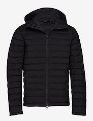 J. Lindeberg Ski - M Ease Hooded Liner-JL Down - untuvatakit - black - 0