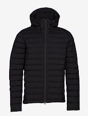 J. Lindeberg Ski - M Ease Hooded Liner-JL Down - untuvatakit - black - 1