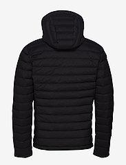 J. Lindeberg Ski - M Ease Hooded Liner-JL Down - untuvatakit - black - 2