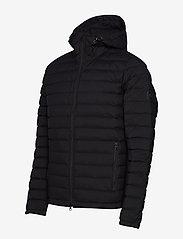 J. Lindeberg Ski - M Ease Hooded Liner-JL Down - untuvatakit - black - 3