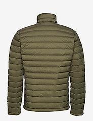 J. Lindeberg Ski - M Ease Sweater-JL Down - ski jackets - forest green - 2