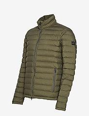 J. Lindeberg Ski - M Ease Sweater-JL Down - skijakker - forest green - 3