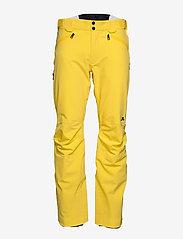 J. Lindeberg Ski - M Moffit Pts-Dermizax EV 2L - skibukser - banging yellow - 0