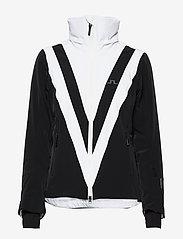 J. Lindeberg Ski - W Wrangell Jkt-Dermizax EV 2L - insulated jackets - black - 2