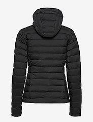 J. Lindeberg Ski - W Ease Hooded Liner-JL Down - untuvatakit - black - 2