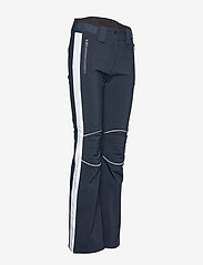 J. Lindeberg Ski - W Stanford Striped Pts-JL Soft - skiing pants - jl navy - 3