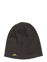 Achieve Hat-Wool Blend - ASPHALT BLACK