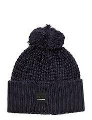 Ball Hat-Wool Blend - JL NAVY