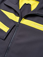 J. Lindeberg Ski - Kimball Jarvis Jacket-Brushed - track jackets - banging yellow - 2
