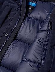 J. Lindeberg Ski - M Radiator Down Parka-Down PES - down jackets - jl navy - 7
