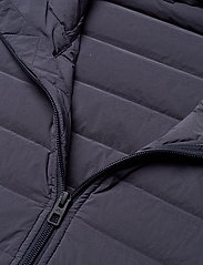 J. Lindeberg Ski - M Ease Hooded Liner-JL Down - down jackets - asphalt black - 4