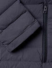 J. Lindeberg Ski - M Ease Hooded Liner-JL Down - down jackets - asphalt black - 5