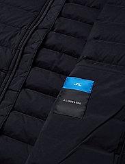 J. Lindeberg Ski - M Ease Hooded Liner-JL Down - untuvatakit - black - 6