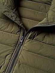 J. Lindeberg Ski - M Ease Sweater-JL Down - skijakker - forest green - 4