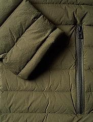 J. Lindeberg Ski - M Ease Sweater-JL Down - ski jackets - forest green - 5